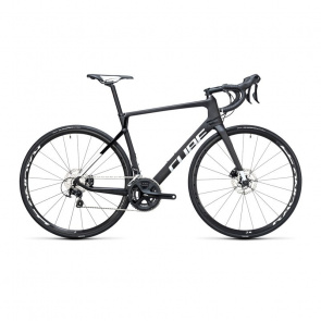 Cube - Promo Vélo de Course Cube Agree C62 Disc Carbone/Blanc 2017