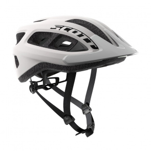 Scott textile Casque Scott Supra Blanc 2017