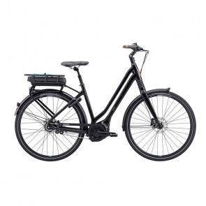 Giant - Promo Vélo Electrique Giant Prime E+1 Disc LDS 500 Wh Noir 2017