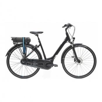 Vélo Electrique Giant Entour E+0 Disc LDS 400 Wh Noir 2017