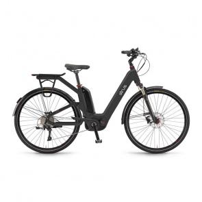 Winora - Promo Vélo Electrique Sinus Dyo 10 500 Wh Monopoutre Noir 2017