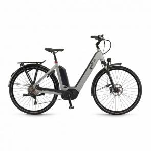 Winora - Promo Vélo Electrique Sinus Ena 11 500 Wh Monopoutre Argent 2017