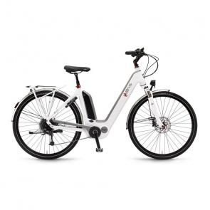Winora - Promo Vélo Electrique Sinus Ena 9 500 Wh Monopoutre Blanc 2017