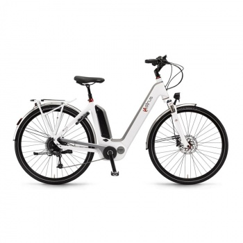 Sinus Ena 9 500 Wh Easy Entry Elektrische Fiets Wit 2017
