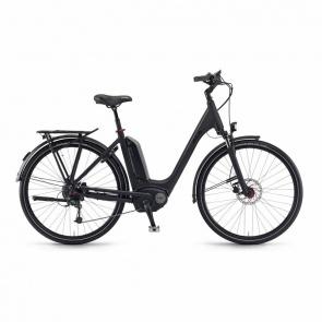 Winora - Promo Vélo Electrique Sinus Tria 9 500 Wh Monopoutre Noir 2017