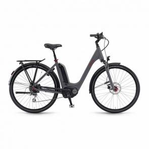 Sinus Vélo Electrique Sinus Tria 8 400 Wh Monopoutre Gris Mat 2017