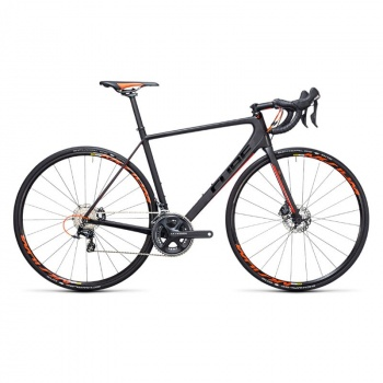 Cube Litening C62 Disc Racefiets Carbon/Rood 2017 (879001)