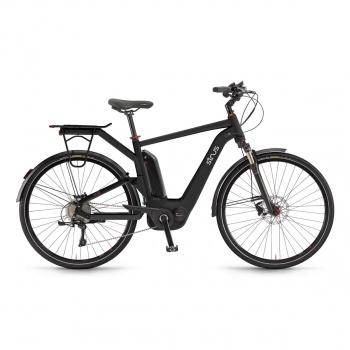 Vélo Electrique Sinus Dyo 10 500 Wh Homme Noir 2017