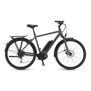 Vélo Electrique Sinus Tria 8 400 Wh Ardoise 2017