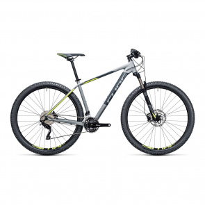 "Cube - Promo VTT 27.5"" Cube Attention SL Gris/Jaune 2017"
