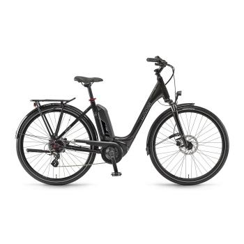 Vélo Electrique Winora Sinus Tria 7 Eco 400 Easy Entry Noir 2018