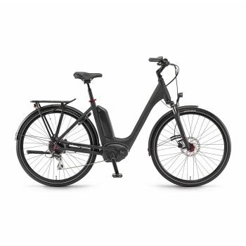 Vélo Electrique Winora Sinus Tria 8 400 Easy Entry Noir Mat 2018 (44225088)