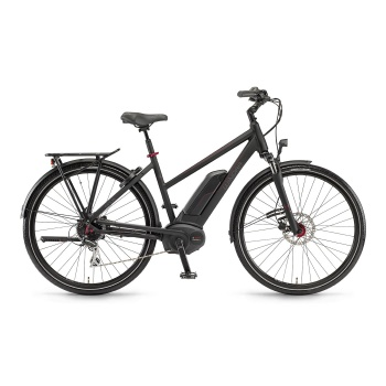 Vélo Electrique Winora Sinus Tria 8 400 Trapèze Noir Mat 2018 (44221088)
