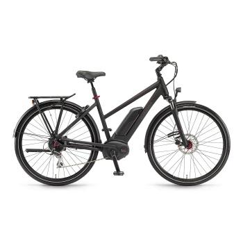Vélo Electrique Winora Sinus Tria 8 400 Trapèze Noir Mat 2018