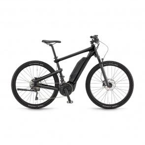 Winora - 2018 Vélo Electrique Winora Yakun Plain 500 Noir Mat/Noir Brillant 2018