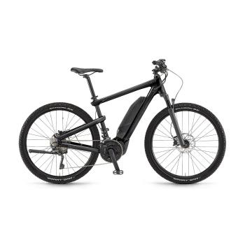 Vélo Electrique Winora Yakun Plain 500 Noir Mat/Noir Brillant 2018