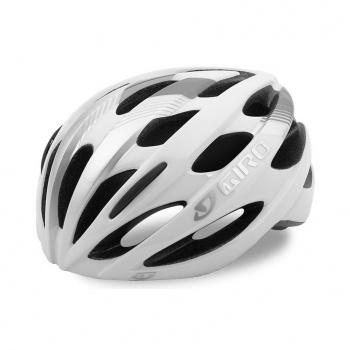 Giro Trinity MIPS Race Helm Wit/Grijs 2017
