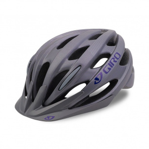 Giro Giro Verona MTB Helm voor Vrouwen Mat Titanium/Tonal Lines 2017