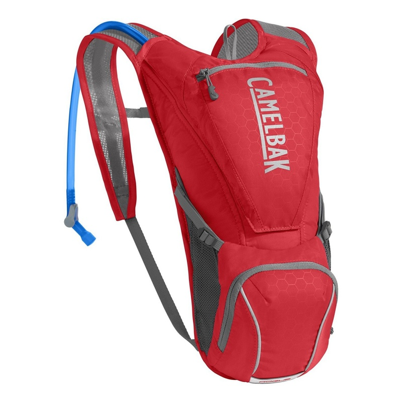 Sac d'Hydratation Camelbak Rogue Rouge Racing/Argent 2020