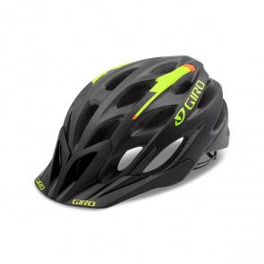 Giro Casque VTT Giro Phase Noir Mat/Vert/Orange 2017
