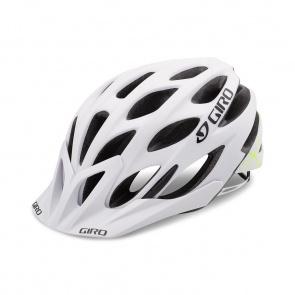 Giro Giro Phase MTB Helm Mat Wit/Groen 2017