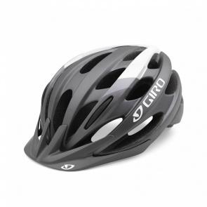 Giro Giro Revel MTB Helm Mat Titanium/Wit 2017