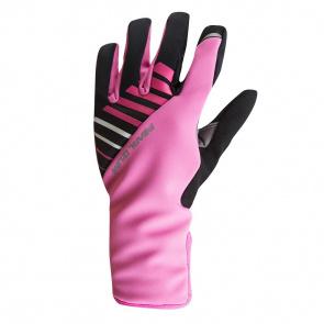 Pearl Izumi Pearl Izumi Elite Softshell Handschoenen voor Vrouwen Fluo Roze 2018