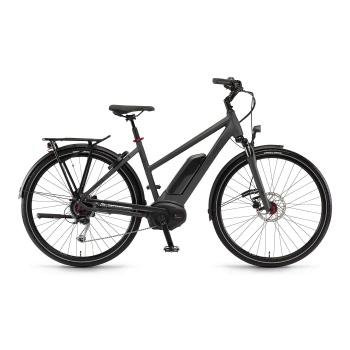 Vélo Electrique Winora Sinus Tria 9 500 Trapèze Mysterypearl Mat 2018