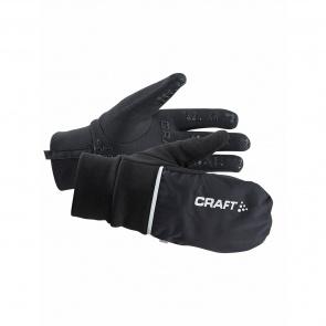 Craft Craft Hybrid Weather Handschoenen Zwart 2018