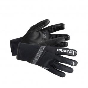 Craft Craft Shelter Handschoenen Zwart 2018