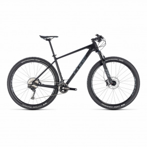 "Cube - Promo VTT 29"" Cube Reaction C:62 Race Carbone/Gris 2018 (116300)"