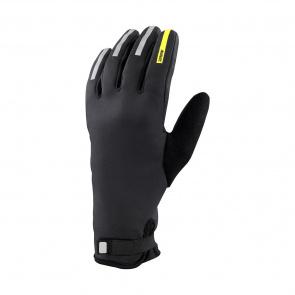 Mavic textile Mavic Aksium Thermo Handschoenen Zwart 2018