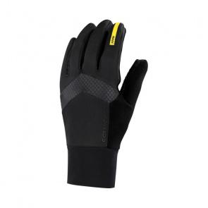 Mavic textile Mavic Cosmic Pro Wind Handschoenen Zwart 2018