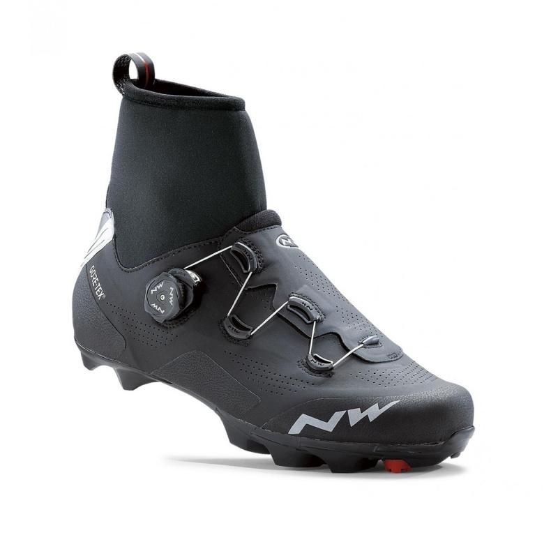 Chaussures VTT Northwave Raptor Arctic GTX Noir 2019-2020