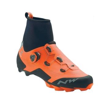 Chaussures VTT Northwave Raptor Arctic GTX Orange 2018