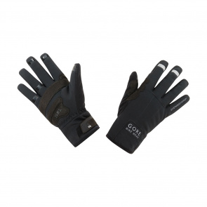 Gore Bike Wear Gants Gore Wear Universal GWS Thermo Noir 2018