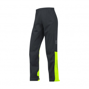 Gore Bike Wear Pantalon Gore Wear E GTX Active Noir/Jaune Fluo 2018