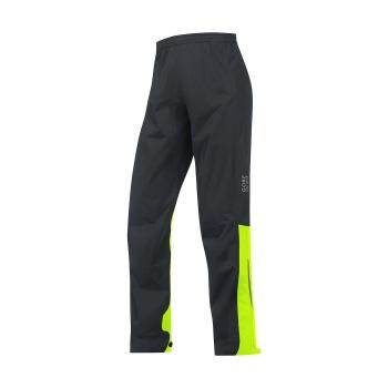 Pantalon Gore Wear E GTX Active Noir/Jaune Fluo 2018