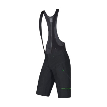 Short Gore Wear Power Trail 2-in-1+ Noir 2018