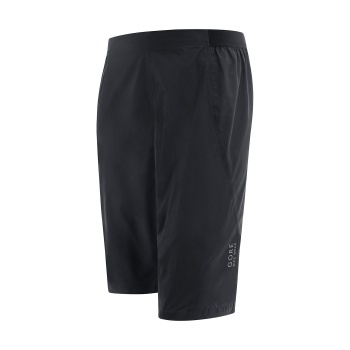 Short Gore Wear Rescue GWS Noir 2018