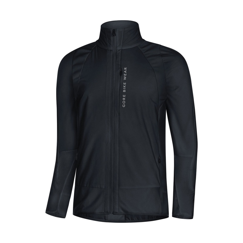 Veste Gore Wear Power Trail Insulated Noir 2018