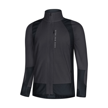 Veste Gore Wear Power Trail Insulated Brun/Noir 2018