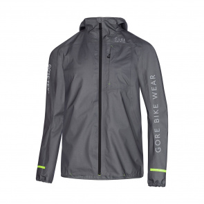 Gore Bike Wear Veste Gore Wear Rescue B GTX Graphite 2018