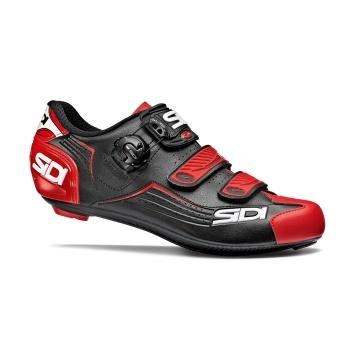 Sidi Alba Race Schoenen Zwart/Rood 2018
