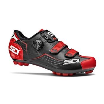 Chaussures VTT Sidi Trace Noir/Rouge 2018