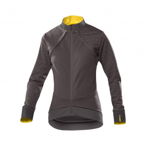 Mavic textile Veste pour FEMMES Mavic Sequence Convertible After Dark 2018