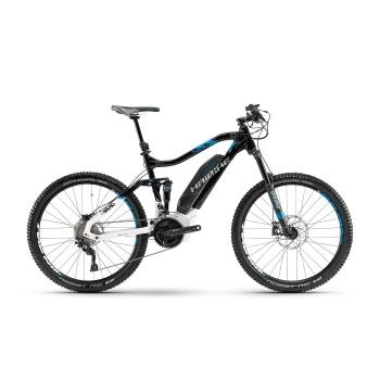 """VTT Electrique 27.5"""" Haibike SDuro FullSeven LT 5.0 500 Noir/Blanc 2018"""