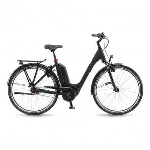 Winora - Promo Vélo Electrique Winora Tria N7f 400 Easy Entry Noir 2018 (45813077)