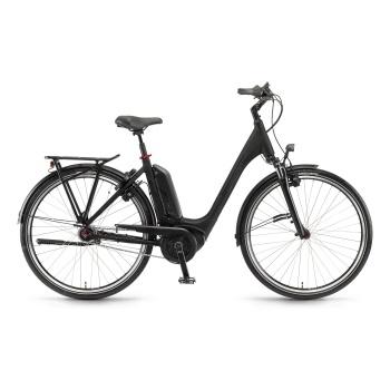 Vélo Electrique Winora Tria N7f 400 Easy Entry Noir 2018 (45813077)