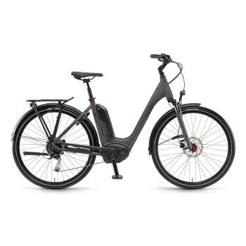 Vélo Electrique Winora Sinus Tria 9 500 Easy Entry Mysterypearl Mat 2018